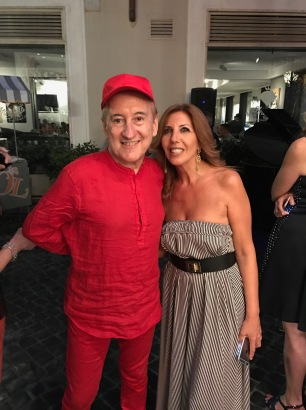 Dario Salvatori e Tina Vannini