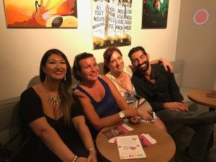 Paola Trotta, Stefania Vaghi, Emanuela Scanu, Salvo Cagnazzo (1)