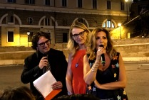 Pascal La Delfa, Francesca Barbi Marinetti, Tina Vannini