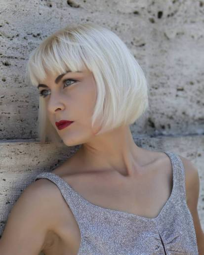 Erika Gottardi - primo piano - Ph. Andrea Salvini