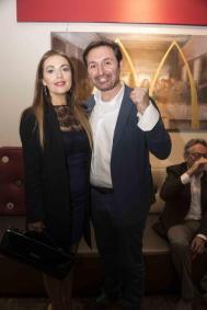 Camilla Nata e Pier Paolo Segneri