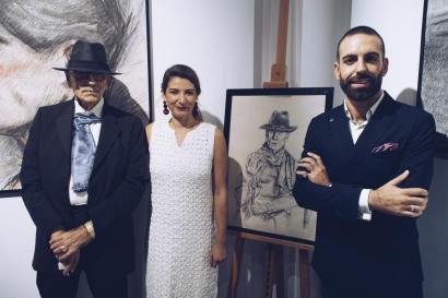 Carlo Ferdinando d'Abenantes Vottola, Francesca Anfosso e Roberto Di Costanzo