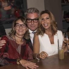Francesca Barbi Marinetti, Federico Mollicone e Tina Vannini