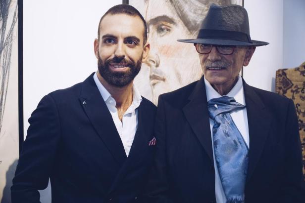 Roberto Di Costanzo e Carlo Ferdinando d'Abenantes Vottola