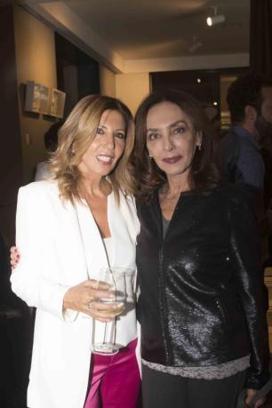 Tina Vannini e Maria Rosaria Omaggio