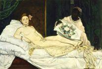 """Édouard Manet_s """"Olympia"""""""
