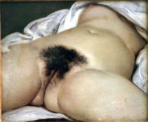 "Gustave Courbet_s ""L_Origine du monde (The Origin of the World)"""