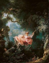 "Jean-Honoré Fragonard_s ""The Swing"""