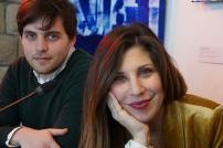 Leonardo Iacuzio e Michela Andreozzi