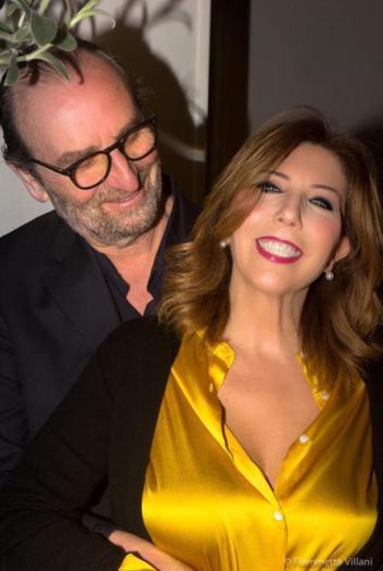 Claudio Vannini e Tina Vannini