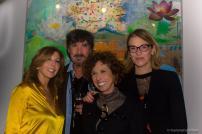 Tina Vannini, Emilio Leofreddi, Lucia Collarile, Francesca Barbi Marinetti
