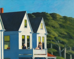 Edward Hopper Second Storey Sunlight (1960)